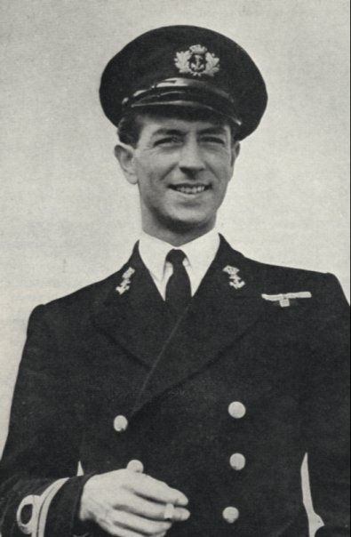 Larive in Britain during World War II